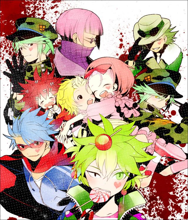 Happy Tree Friends Fan Art: Anime!! - Happy Tree Friends ...