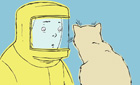 Cat Slap &#8211; Radiation